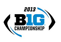 Big Ten Championship logo