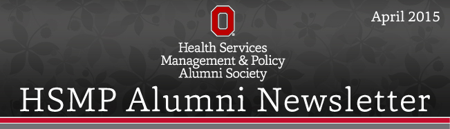 HSMP Alumni Newsletter - February 2015