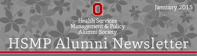HSMP Alumni Newsletter - January 2015