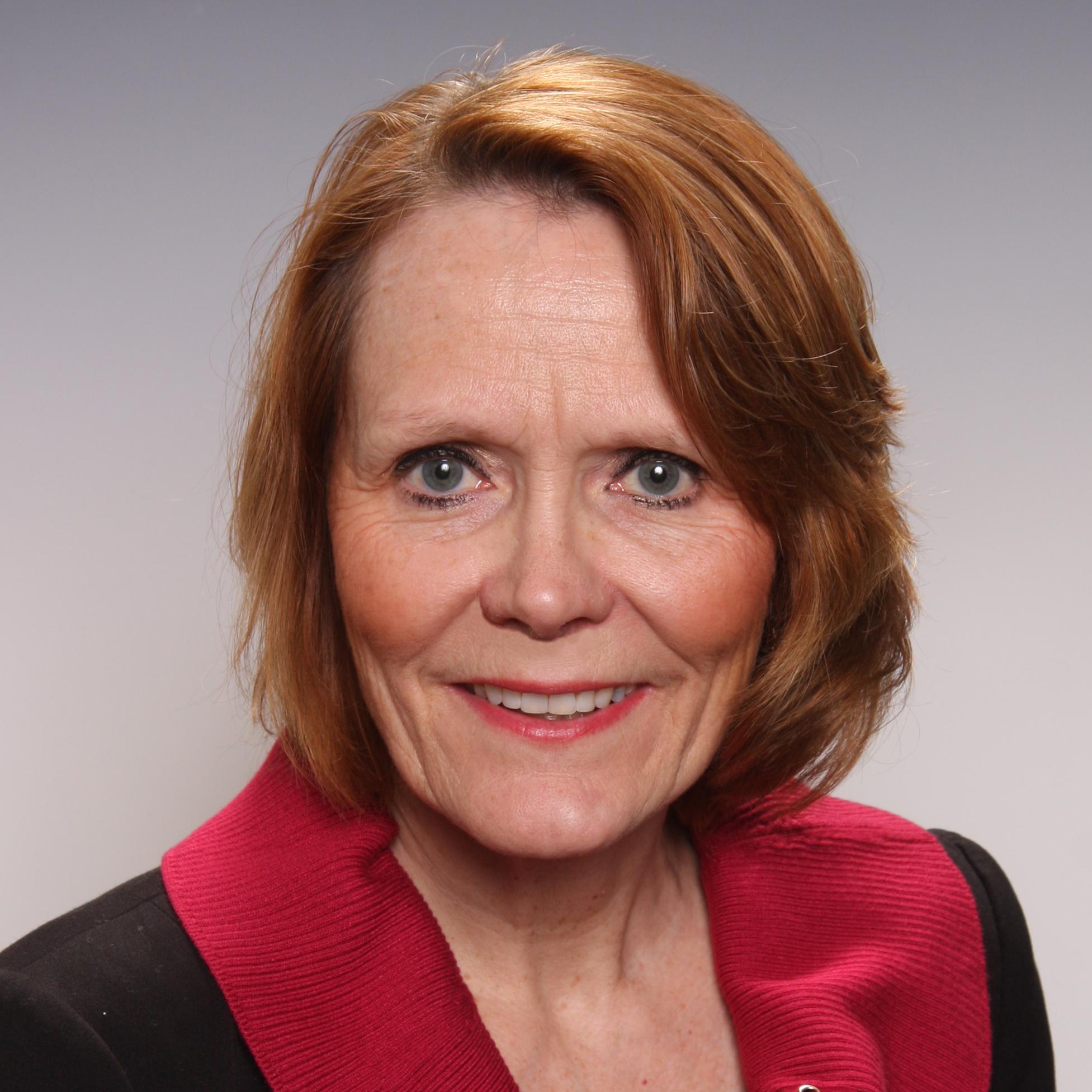 Sharon Tucker portrait